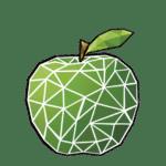 Ein Apfel am Tag ist sehr gesund